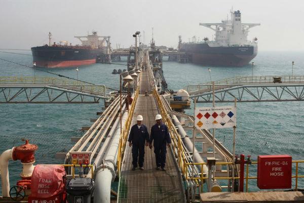 بیرون راندن نفت ایران از بازار جهانی