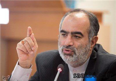 واکنش حسامالدین آشنا به استعفای مدیر عامل راه آهن