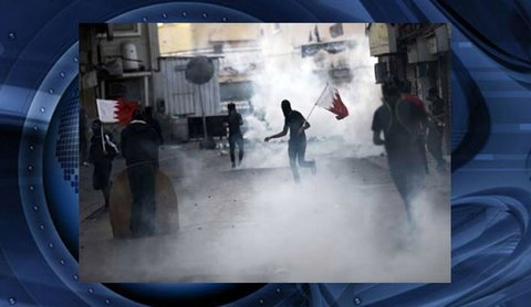 تیراندازی پلیس بحرین به تظاهرکنندگان عاشورایی