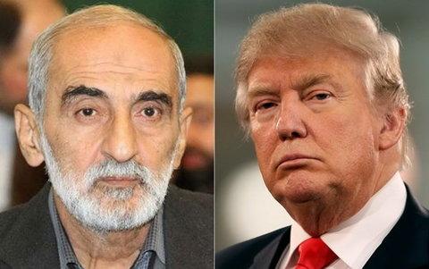 پیام کیهان به ترامپ: ما را از شر برجام خلاص کن!
