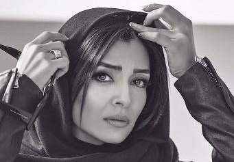 عکس های ساره بیات بعنوان مدل آرایشی