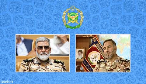 جانشین فرمانده کل ارتش و فرمانده نیروی زمینی ارتش منصوب شدند