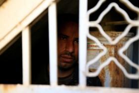 یک عضو زندانی داعش در موصل که در علی راش دستگیر شده ست