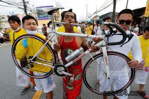 نمایش مذهبی در تایلند
