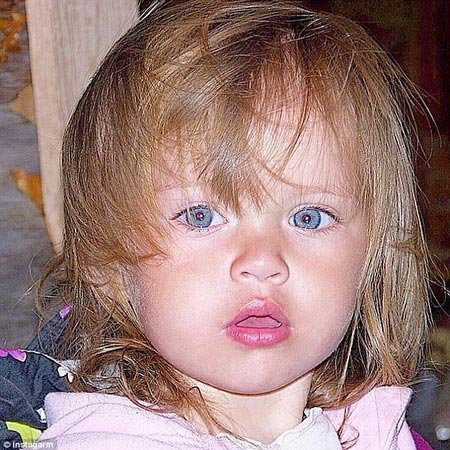 زیباترین دختر دنیا که از 3 سالگی از موفق ترین مدل ها بوده+تصاویر