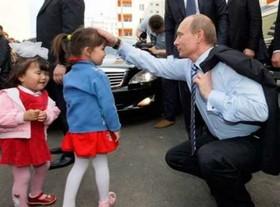 جریمه مالیاتی کم فرزندها در روسیه