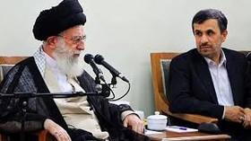 احمدینژاد خطاب به مقام معظم رهبری: رئیس قوه قضاییه را برکنار و انتخابات زود هنگام برگزار کنید
