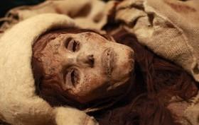 رسم عجیب نگهداری جسد افراد تا 100 سال!! عکس