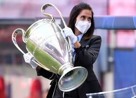 جام قهرمانی باشگاه های اروپا در لیسبون پیش از بازی پاریسن ژرمن و لایپزیگ