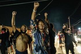 تظاهرات در آمریکا در حمایت از جنبش جان سیاهان اهمیت دارد