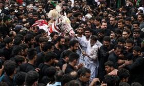 مراسم عاشورا در لاهور