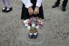 بازگشایی مدارس ابتدایی در روسیه