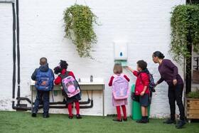 بازگشایی مدارس ابتدایی در انگلیس