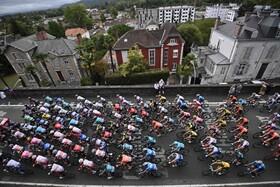 مسابقه دوچرخه سواری دور فرانسه