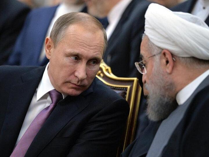 پوتین  آنقدر گرفتار است که نمی تواند به ایران کمک کند