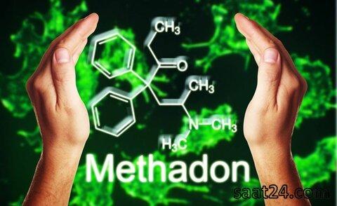 ساختار مولکولی متادون