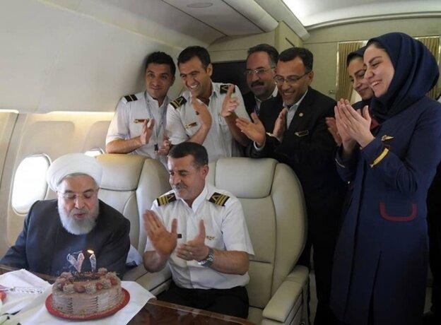 حسن روحانی و فریب دادن تاریخی ایرانیان