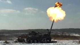 روسیه اوکراین را به حمله نظامی تهدید کرد