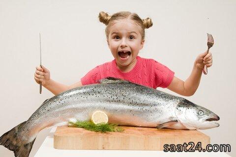 کدام ماهی سالم تر است: رودخانه یا دریا