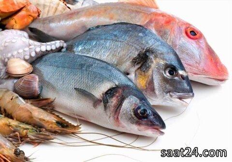 خواص انواع  ماهی