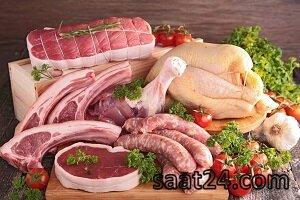 خواص مفید گوشت
