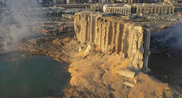 بازسازی بندر بیروت و آزمندان  سیاسی و اقتصادی