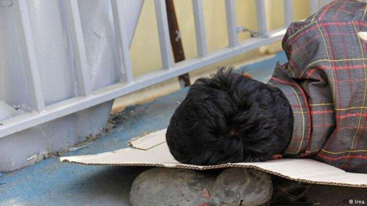 تصویر هایی از نابرابری و فقر در ایران