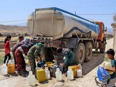 جنگ آب در روستاها به روایت کلانتری