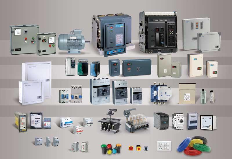 انواع تجهیزات برق صنعتی
