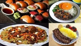 غذای ملی کشورهای مختلف کدامند؟