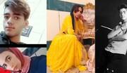 جشن و هلهله برمزار دختر و پسر عاشق پیشه / جزئیات خودکشی زهرا و احمدرضا در لردگان