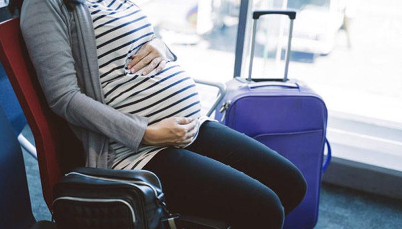 نکات مهم در مورد سفر با قطار در دوران بارداری