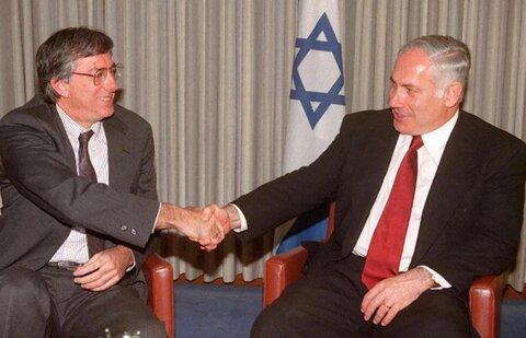 ایران را با بمبهای اسرائیلی تهدید کنید!