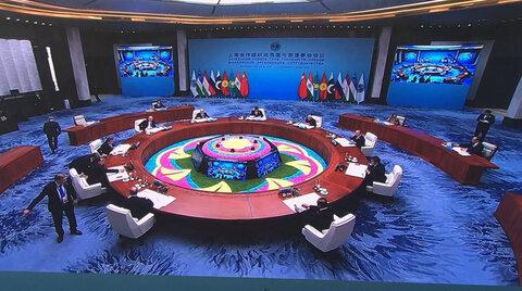 عضویت ایران در پیمان شانگهای ابزاری برای خروج از انزوای منطقه ای نیست