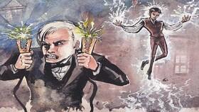 اسرار ناگفته از نیکولا تسلا!/ ماجرای درگیری بین تسلا و ادیسون چه بود؟