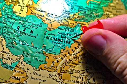 ایران خود را برای «بازی بزرگ» جدید در افغانستان آماده می کند