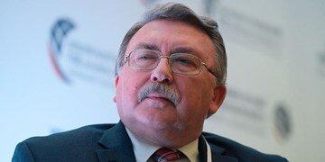 اولیانوف خواسته های ایران از آمریکا را فاش کرد