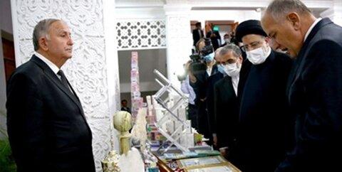 اهدا تجهیزات نانوفناوری ایرانی توسط رییسجمهور به دانشگاه ملی تاجیکستان / نمایش خودکفایی و توانمندی زیستبوم فناوری کشور