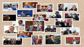 اسامی و جزئیات پرونده زندانیان معروف کشور/ دو زندانی جنجالی با سابقه فوتبالی! + تصاویر