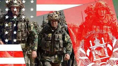 امریکا بعد از رفتن افغانستان