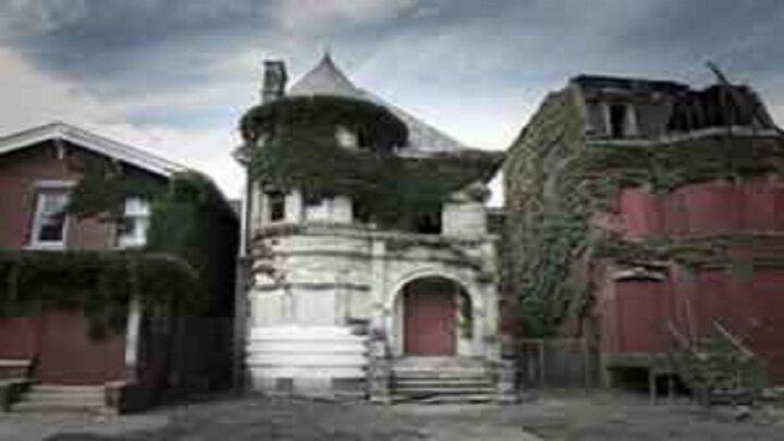 خانههای مرموزی که ارواح در آنها زندگی میکنند + تصاویر