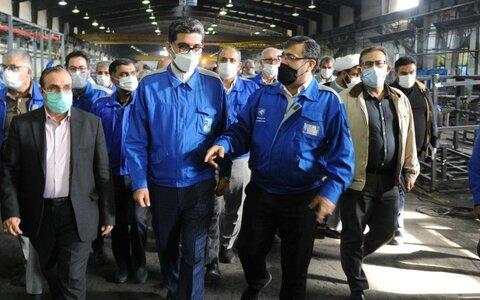 کاهش ارزبری سالانه ۱۷ میلیون یورو با داخلی سازی و سرمایهگذاری خط تولید قطعه تارا/ نگاه ایران خودرو همواره توسعه و ارتقای محصولات است