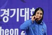 حمیده عباسعلی: بعد از المپیک فراموشم کردند