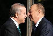 آذربایجان در اشغال ترکیه و علیاف دست نشانده اردوغان!