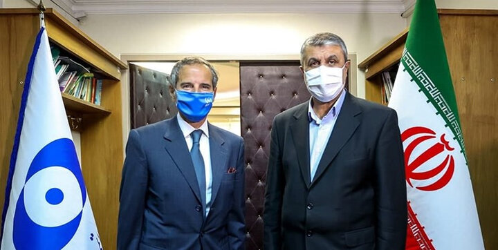چرا آژانس بر نصب دوربین در مجتمع تسای کرج اصرار دارد و ایران رد می کند؟